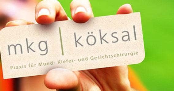 Neue Praxis-Website MKG Köksal Berlin Pankow